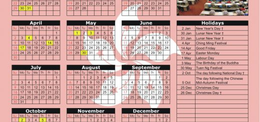 Hong Kong Stock Exchange (HKEX) 2017 Holiday Calendar