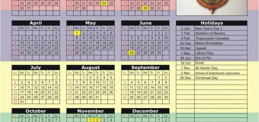 Stock Exchange of Mauritius (SEM) 2017 Holiday Calendar
