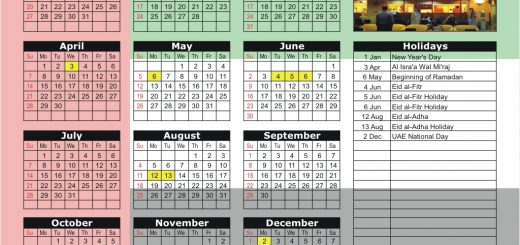 Trading Calendar 2020 Abu Dhabi Securities Exchange 2019 / 2020 Holidays : ADX Holidays