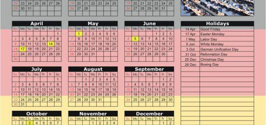 Boerse Stuttgart Germany (SWB) 2017 Holiday Calendar