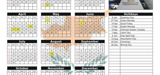 Cyprus Stock Exchange (CSE) 2017 Holiday Calendar