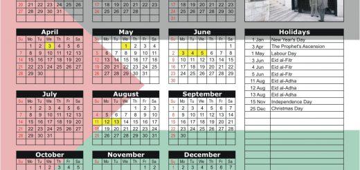 Palestine Securities Exchange (PEX) 2018 Holiday Calendar