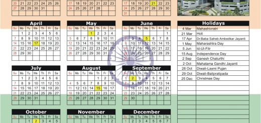 National Stock Exchange of India (NSE) 2019 Holiday Calendar